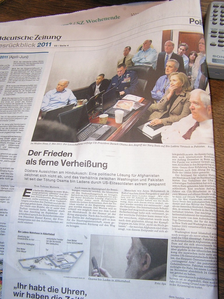 SZ Jahresrückblick 2011